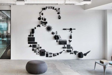 Creative Unique Wall Decoration Ideas 31