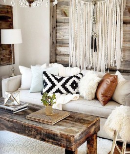 Lovely White Fall Decor Ideas For Interior Design 39