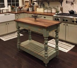 Magnificient Rustic Country Kitchen Ideas To Renew Your Ordinary Kitchen 31
