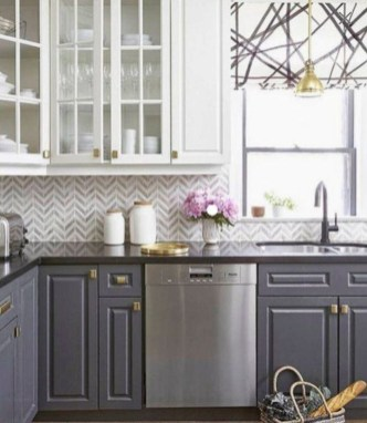 Stunning Farmhouse Kitchen Color Ideas 07