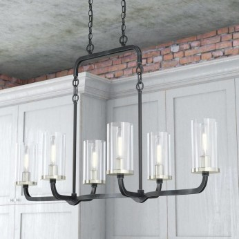 Unique Farmhouse Lighting Kitchen Ideas 02