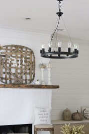 Unique Farmhouse Lighting Kitchen Ideas 08