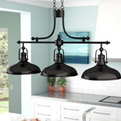 Unique Farmhouse Lighting Kitchen Ideas 18