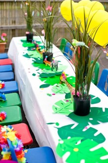 Wonderful Party Table Decorations Ideas 45