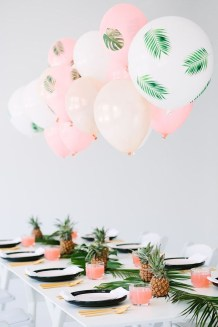 Wonderful Party Table Decorations Ideas 47