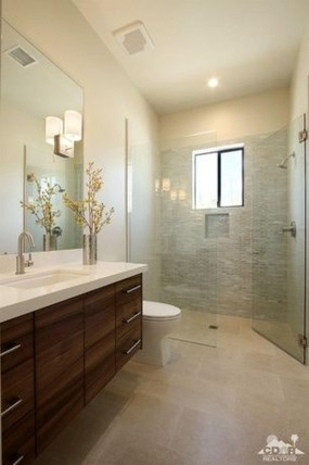 Adorable Contemporary Bathroom Ideas To Inspire 18