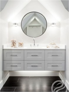 Adorable Contemporary Bathroom Ideas To Inspire 21