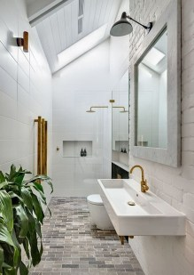 Adorable Contemporary Bathroom Ideas To Inspire 38