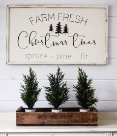 Awesome Country Christmas Decoration Ideas 03