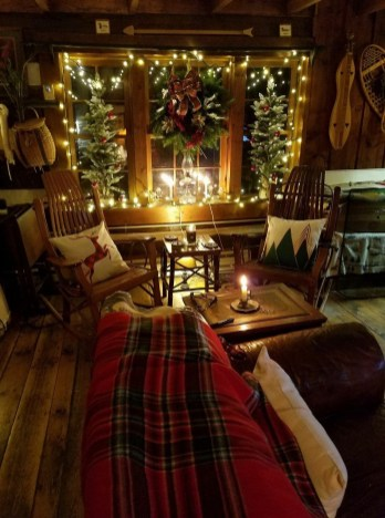 Awesome Country Christmas Decoration Ideas 56