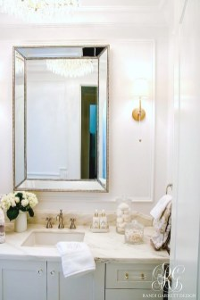 Beautiful Bathroom Mirror Ideas You Will Love 18
