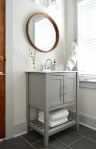 Beautiful Bathroom Mirror Ideas You Will Love 22