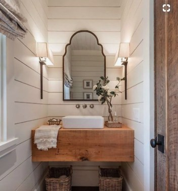 Beautiful Bathroom Mirror Ideas You Will Love 25
