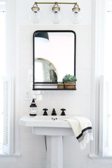 Beautiful Bathroom Mirror Ideas You Will Love 52