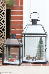 Exciting Christmas Lanterns For Indoors And Outdoors Ideas 41
