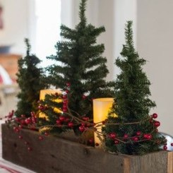 Inspiring Christmas Centerpiece Ideas 41