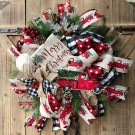 Wonderful Red Christmas Decoration Ideas 44