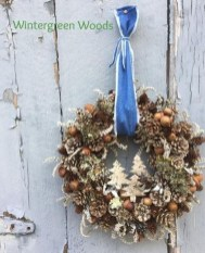 Awesome Christmas Wreath Decoration Ideas For Your Home 01