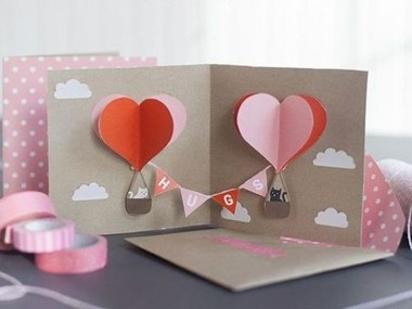 Awesome Diy Cards Design Ideas For Valentine Day 02