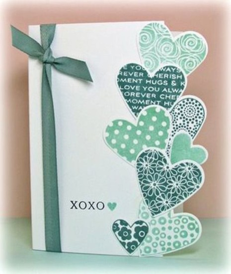 Awesome Diy Cards Design Ideas For Valentine Day 11