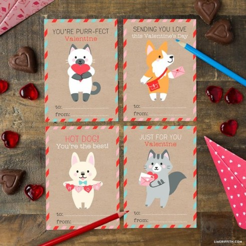 Awesome Diy Cards Design Ideas For Valentine Day 23