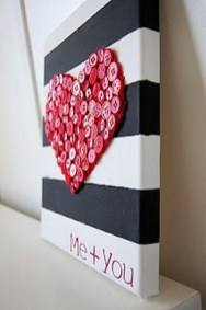Comfy Valentine Decor Ideas For This Year 51