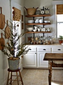 Delightful French Country Kitchen Design Ideas 04