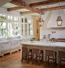 Delightful French Country Kitchen Design Ideas 18