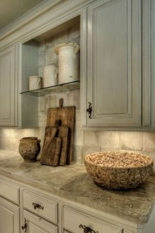 Delightful French Country Kitchen Design Ideas 21