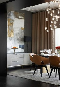 Fascinating Chandelier Lamp Design Ideas For Your Dining Room 48