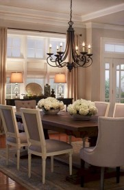 Amazing French Country Dining Room Table Decor Ideas 10