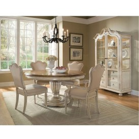 Amazing French Country Dining Room Table Decor Ideas 40