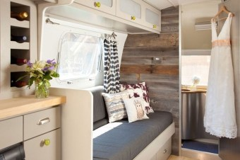Amazing Travel Trailers Remodel Rv Living Ideas 09