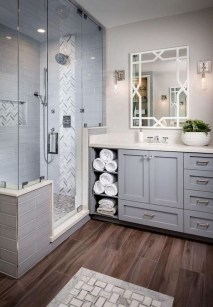 Awesome Master Bathroom Remodel Ideas On A Budget 38