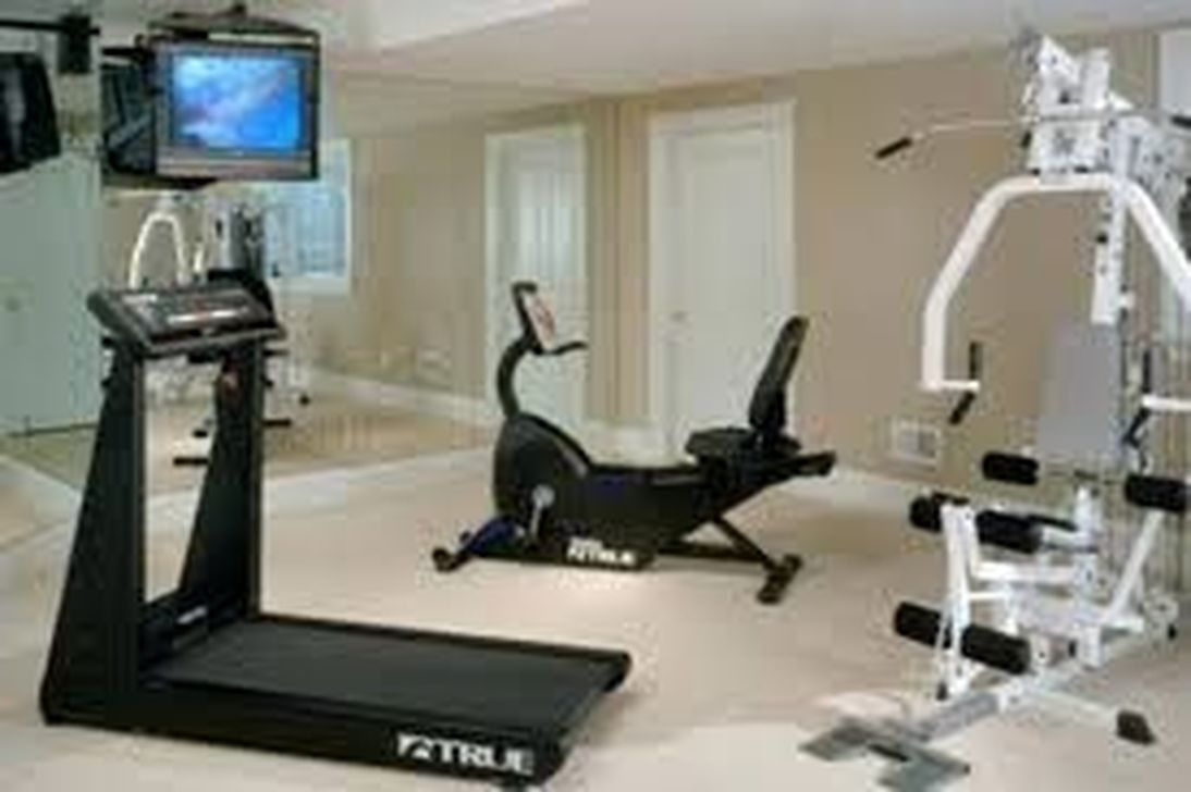 Cheap Home Gym Decorating Ideas For Small Space 51