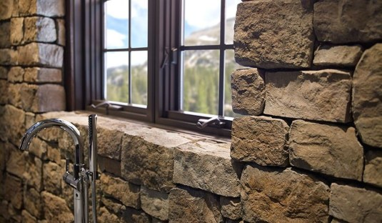 Beautiful Stone Veneer Wall Design Ideas 02