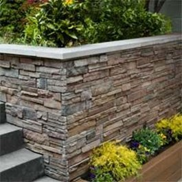 Beautiful Stone Veneer Wall Design Ideas 07