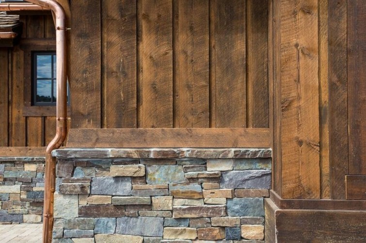 Beautiful Stone Veneer Wall Design Ideas 10