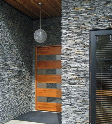 Beautiful Stone Veneer Wall Design Ideas 21