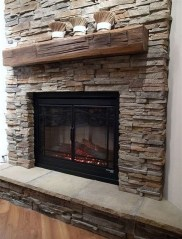 Beautiful Stone Veneer Wall Design Ideas 35
