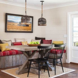 Charming Living Room Designs Ideas With Combinations Of Brown Color 13