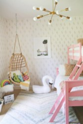 Pretty Scandinavian Kids Rooms Designs Ideas 11