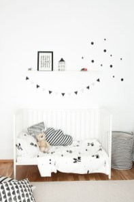 Pretty Scandinavian Kids Rooms Designs Ideas 23