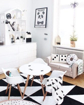 Pretty Scandinavian Kids Rooms Designs Ideas 26