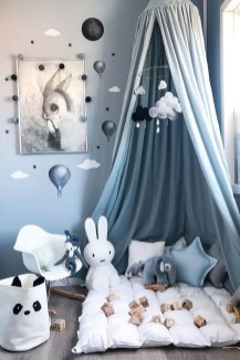 Pretty Scandinavian Kids Rooms Designs Ideas 36