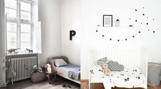 Pretty Scandinavian Kids Rooms Designs Ideas 42
