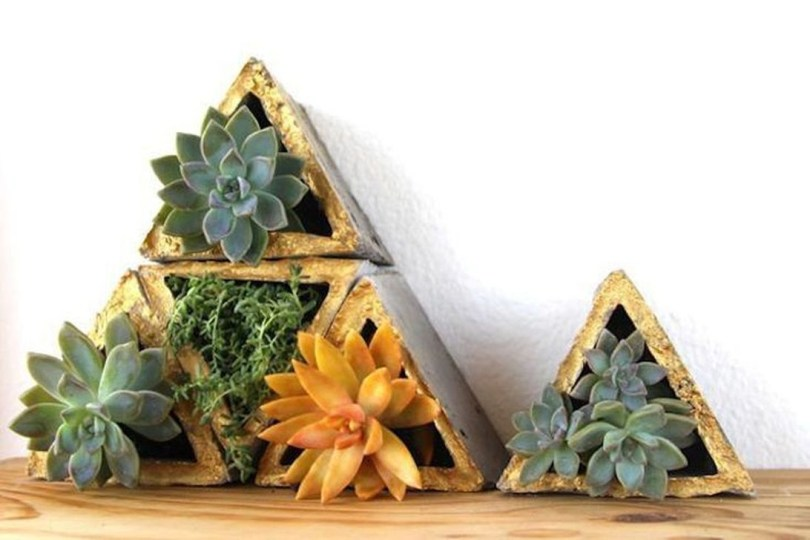 Unique Diy Small Planters Ideas 25
