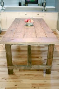 Adorable Farmhouse Tables Ideas For House 15
