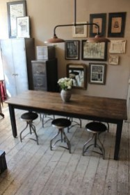 Adorable Farmhouse Tables Ideas For House 26