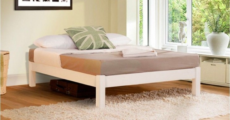 Best Wooden Platform Designs Ideas For Bed 46